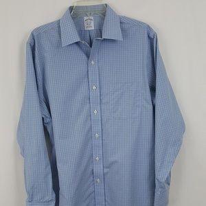 Men's Brooks Brothers Button-Down Dress Shirt 16.5